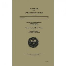 BL0062. Road Materials of Texas
