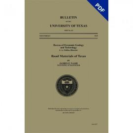 BL0062D. Road Materials of Texas