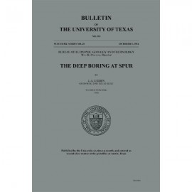 BL0363. (Scientific Series 28) The Deep Boring at Spur [Dickens County, Texas]