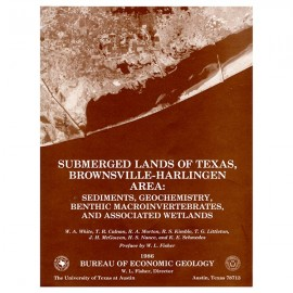 SL0003. Submerged Lands of Texas, Brownsville-Harlingen Area: Sediments, Geochemistry, Benthic Macroinvertebrates, and Associate