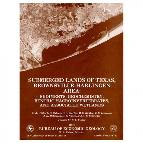 SL0003. Submerged Lands of Texas, Brownsville-Harlingen Area: Sediments, Geochemistry, Benthic Macroinvertebrates, and Associate