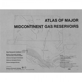 AT0007. Atlas of Major Midcontinent Gas Reservoirs