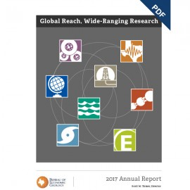 AR2017D. Annual Report 2017: Global Reach, Wide-Ranging Research - Downloadable PDF