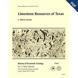 MC0084. Limestone Resources of Texas