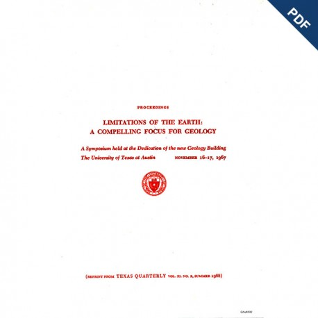 SP0001. Limitations of the Earth: A Compelling Focus for Geology