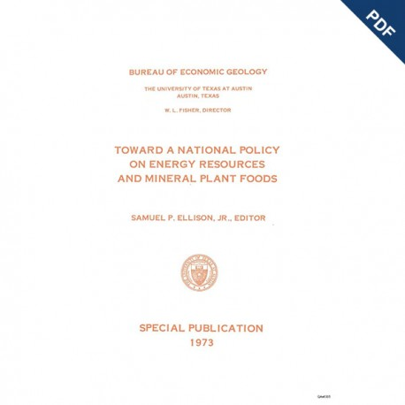 SP0004. Toward a National Policy on Energy Resources and Mineral Plant Foods