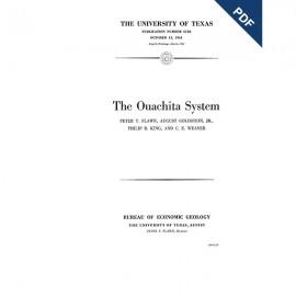 PB6120. The Ouachita System