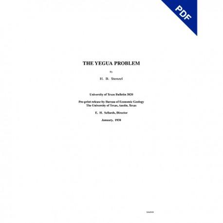 PB3820. The Yegua Problem
