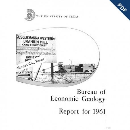 AR1961. Annual Report 1961