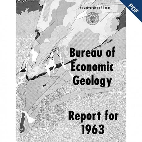 AR1963. Annual Report 1963