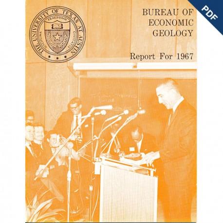 AR1967. Annual Report 1967