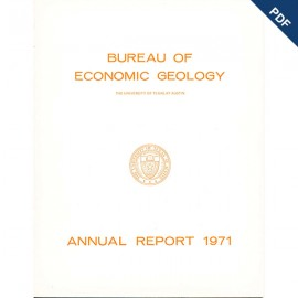 AR1971. Annual Report 1971