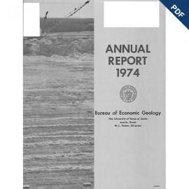 AR1974. Annual Report 1974