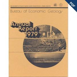 AR1979. Annual Report 1979