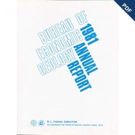 AR1981. Annual Report 1981