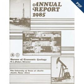 AR1985. Annual Report 1985
