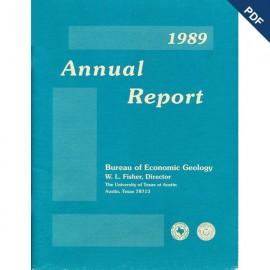 AR1989. Annual Report 1989