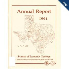 AR1991. Annual Report 1991