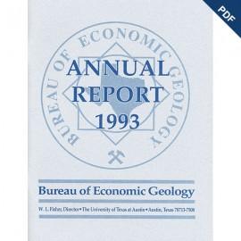 AR1993D. Annual Report 1993  - Downloadable PDF.