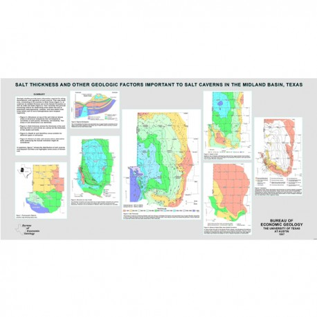 PS0002. Poster - Salt Thickness and Other Geologic Factors Important to Salt Caverns in the Midland Basin, Texas