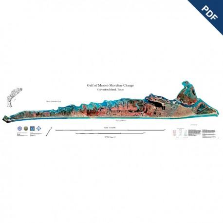 PS0004. Poster - Shoreline Erosion, Galveston Island