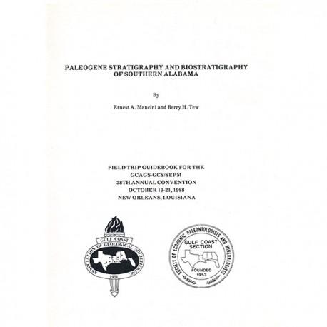 ALGSGB29. Paleogene Unconformity-Bounded Depositional Sequences of Southwest Alabama