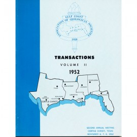 GCAGS002. Volume 2 (1952) Corpus Christi