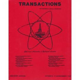 GCAGS013. GCAGS Volume 13 (1963) Shreveport