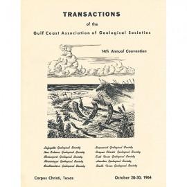 GCAGS014. GCAGS Volume 14 (1964) Corpus Christi