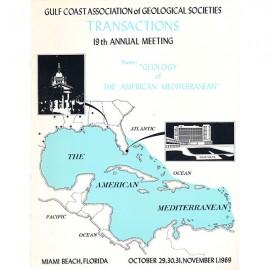 GCAGS019. GCAGS Volume 19 (1969) Miami