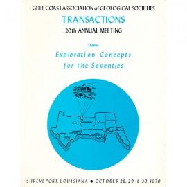 GCAGS020. GCAGS Volume 20 (1970) Shreveport