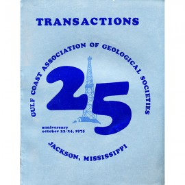 GCAGS025. GCAGS Volume 25 (1975) Jackson