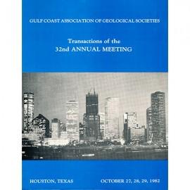 GCAGS032. GCAGS Volume 32 (1982) Housto