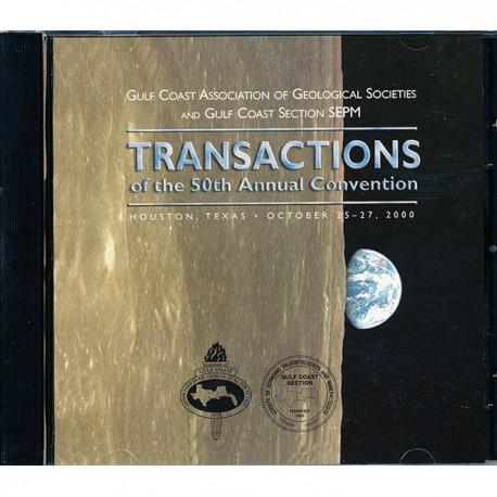 GCAGS050CD. GCAGS Volume 50 CD-ROM (2000) Houston