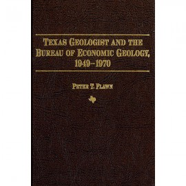US0001. Texas Geologist and the Bureau of Economic Geology, 1949-1970
