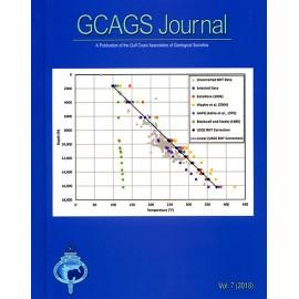 GCAGS J07. GCAGS Journal, Volume 7 (2018).