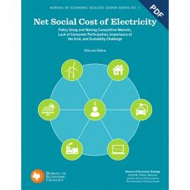 US0007D. Net Social Cost of Electricity -  Downloadable PDF.