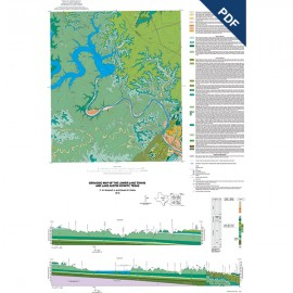 MM0053. Geology of the Lower Lake Travis and Lake Austin Vicinity, Texas