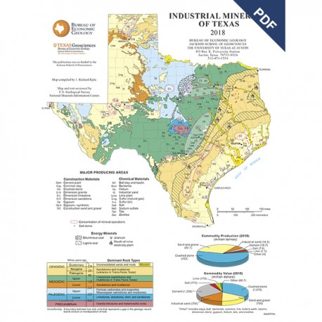SM0011D. Industrial Minerals of Texas