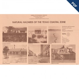 SR0002. Natural Hazards of the Texas Coastal Zone