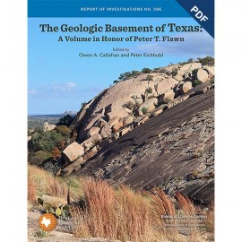 RI0286C4D. Texas mineral resources within or affected by Proterozoic basement architecture