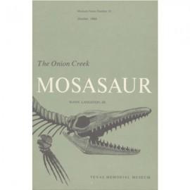 TMMMN010. The Onion Creek mosasaur