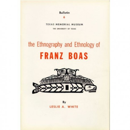 TMMBL006. The ethnography and ethnology of Franz Boas