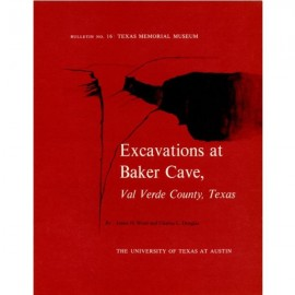 TMMBL016. Excavations at Baker Cave, Val Verde County, Texas