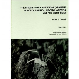 TMMBL031. The spider family Nesticidae (Araneae) in North America, Central America, and the West Indies