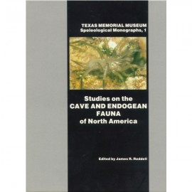 TMMSM001. Studies on the cave and endogean fauna of North America