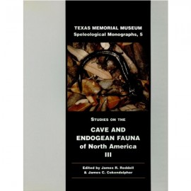 TMMSM005. Studies on the cave and endogean fauna of North America III