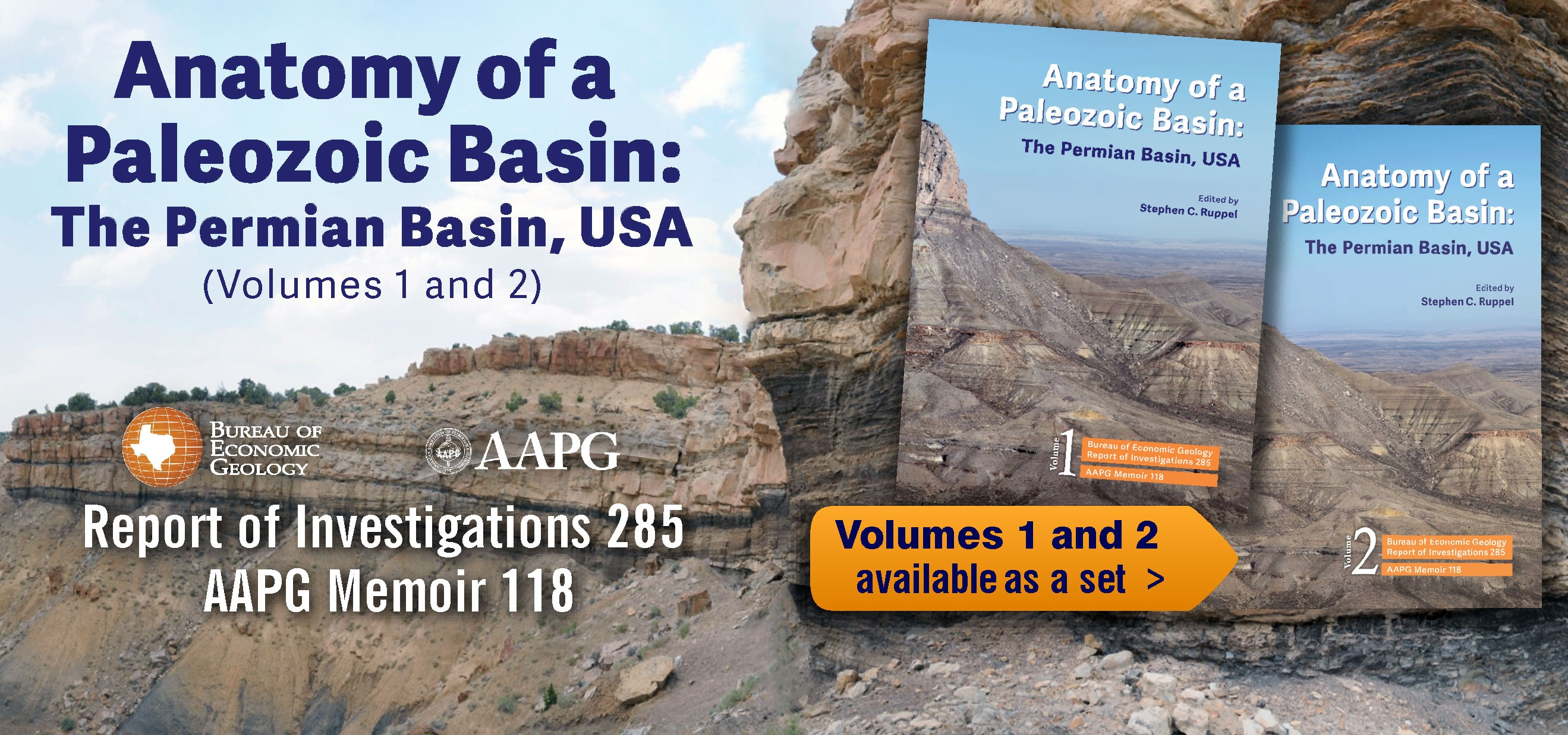 RI0285-2. Anatomy of a Paleozoic Basin: The Permian Basin, USA, Volume 2